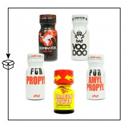 PACK POPPERS MIXTES